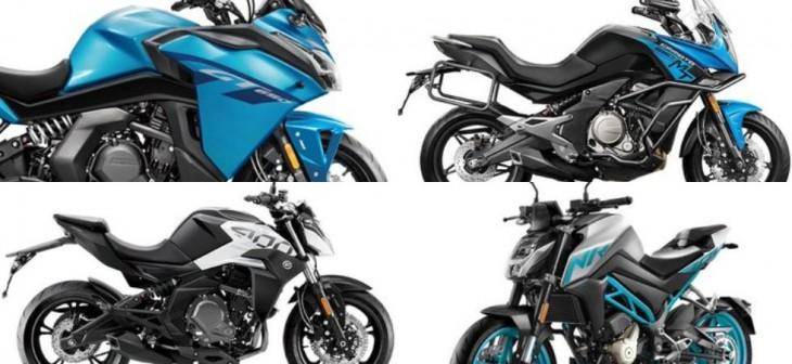 चीनी कंपनी CFMoto भारत में लॉन्च करेगी 4 नई बाइक, जानें खासियत