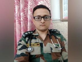दिल्ली: रेलवे ट्रैक पर मिला सेना का अधिकारी का शव
