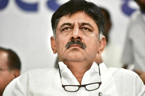 कर्नाटक संकट : शिवकुमार ने कहा, कांग्रेस बागी विधायकों की मांग मानने को तैयार