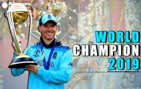 44 साल बाद इंग्लैंड बना वर्ल्ड चैम्पियन, सुपर ओवर भी टाई, बाउंड्री से फैसला