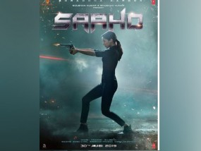 'साहो' का 'एननी सोनी' का टीज़र रिलीज, 2 अगस्त को रिलीज होगा सॉन्ग