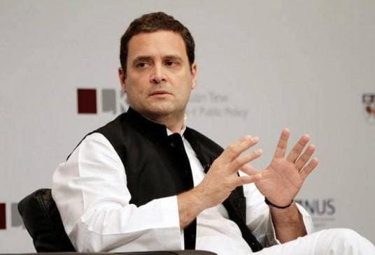 अमेठी जाएंगे राहुल गांधी, कार्यकर्ताओं से मिलकर जानेंगे हार का कारण