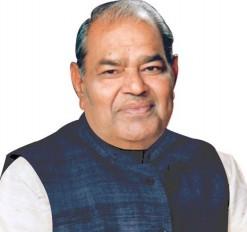 दिल्ली बीजेपी के पूर्व अध्यक्ष मांगे राम का निधन, शाह-सुषमा ने दी श्रद्धांजलि