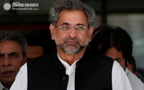 पाकिस्तान के पूर्व पीएम शाहिद खाकान अब्बासी को NAB ने किया गिरफ्तार