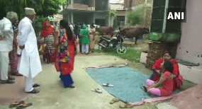 गाजियाबाद: पत्नी पर था शक, पूरे परिवार की हत्या कर पति ने की आत्महत्या