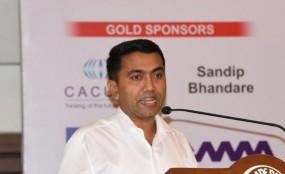 गोवा हवाईअड्डा कसीनो सिर्फ हवाई यात्रियों के लिए : मुख्यमंत्री