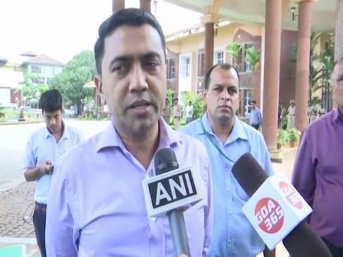 तीन तलाक बिल पास होने पर गोवा के सीएम प्रमोद सावंत ने PM को दी बधाई