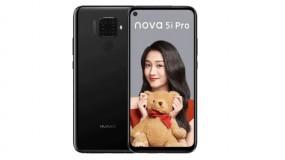 Huawei Nova 5i Pro हुआ लॉन्च, इसमें है 48 मेगापिक्सल क्वाड कैमरा