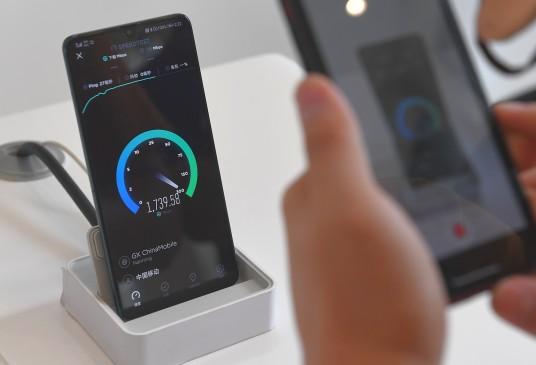 हुआवेई ने पहला 5जी वाणिज्यिक मोबाइल फोन जारी किया
