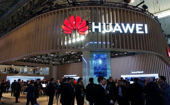 ट्रेड वॉर के बावजूद स्मार्टफोन कंपनी हुआवेई के रेवेन्यू में उछाल, 23.2 फीसदी की बढ़त