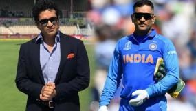 सचिन की वर्ल्ड कप इलेवन में 5 भारतीय खिलाड़ी, धोनी को नहीं मिली जगह