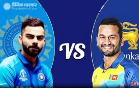 WC 2019: भारत ने श्रीलंका को 7 विकेट से हराया, रोहित-राहुल ने जड़े शतक