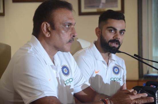टीम इंडिया का वेस्टइंडीज दौरा कोच शास्त्री के लिए होगा निर्णायक