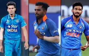IND VS WI: पहली बार इंडिया टीम में राजस्थान के तीन खिलाड़ी चयनित