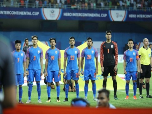 फीफा रैंकिंग में भारत को 2 स्थान का नुकसान