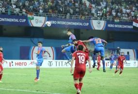 Intercontinental Cup: भारत ने सीरिया से खेला ड्रॉ, दोनों टीमें टूर्नामेंट से बाहर