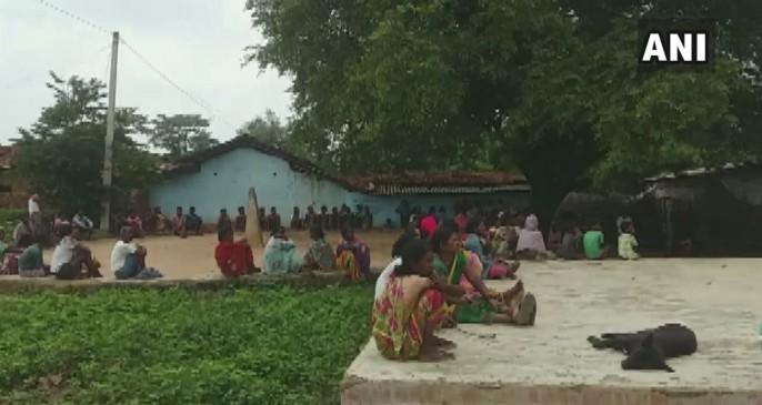 झारखंड: गुमला में जादू-टोना के शक में चार लोगों की पीट-पीटकर हत्या