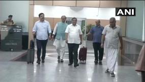 कर्नाटक में सरकार बनाने की तैयारी ! अमित शाह से आज मिलेंगे बीजेपी नेता