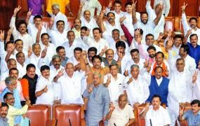'कुमार' गए अब बीजेपी से बनेगा कर्नाटक का नया 'स्वामी' !