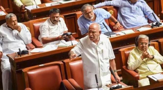 कर्नाटक: विश्वास मत आज, येदियुरप्पा बोले- सरकार का आखिरी दिन होगा