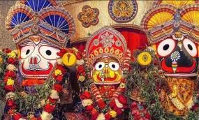 पुरी में धूमधाम से निकाली गई भगवान श्री जगन्नाथ की भव्य रथ यात्रा, गूंजे जयकारे