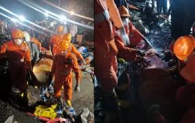 महाराष्ट्र: रत्नागिरी में डैम टूटा, सीएम ने कहा दोषियों के खिलाफ होगी कार्रवाई, धामना बांध में भी दरारें