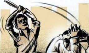 लाठी से पीटकर कर दी भाभी की हत्या, भाई को भी किया घायल -बकरी चराने को लेकर हुआ था विवाद