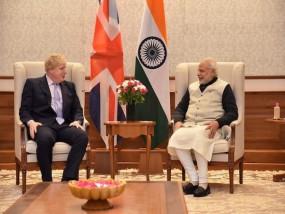 ब्रिटेन के प्रधानमंत्री बनने पर नरेंद्र मोदी ने बोरिस जॉनसन को दी बधाई