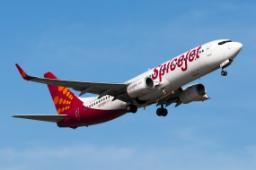 SpiceJet Airline का मानसून ऑफर, किराया 888 रुपए से शुरू