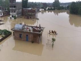 नेपाल में बाढ़ और भूस्खलन से तबाही, मौत का आंकड़ा 108 तक पहुंचा