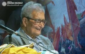 'जय श्री राम' नारे का बंगाल की संस्कृति से कोई लेना-देना नहीं: अमर्त्य सेन