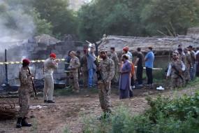 पाकिस्तान : रावलपिंडी जिला में विमान दुर्घटनाग्रस्त, 7 की मौत