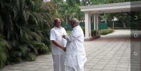 महाराष्ट्र विधानसभा चुनाव को लेकर पवार से मिले खड़गे, सीट बंटवारे पर हुई चर्चा