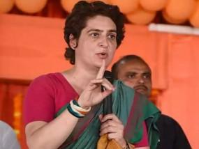योगी के सोनभद्र दौरे पर बोलीं प्रियंका गांधी- अपना फर्ज पहचानना अच्छा है