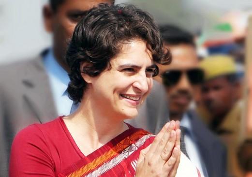 प्रियंका गांधी को मिली बड़ी जिम्मेदारी, कांग्रेस ने सौंपा पूरे यूपी का प्रभार