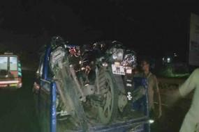 ढाई साल की बच्ची का अपहरण कर हत्या!, सड़क दुर्घटना में तीन युवकों की मौत