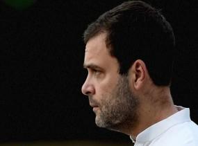 राहुल गांधी बोले - कर्नाटक में लालच की जीत हुई, ईमानदारी की हार