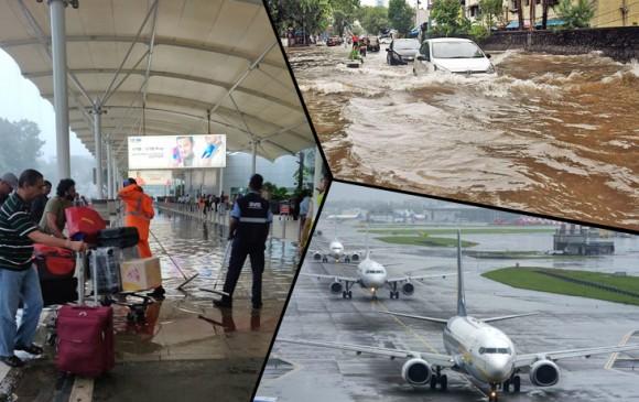 देशभर में बारिश का सिलसिला जारी,  मुंबई, गुजरात सहित मप्र में कहर
