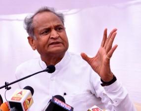 राजस्थान के मुख्यमंत्री ने विधानसभा में उठाया जय श्री राम का मुद्दा