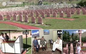 कठुआ में बोले राजनाथ सिंह- बैठकर बातचीत से सुलझाएं कश्मीर मसला