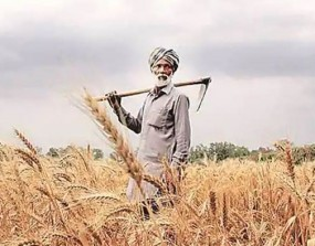 कर्ज लेने से बच रहे किसानों को सरकार दे रही फील गुड का एहसास