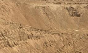 पांच सौ ट्राली रेत जब्त ,अवैध रेत के पहाड़ लागा रखे थे माफिया ने