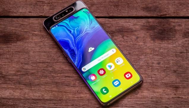 Samsung Galaxy A80 भारत में लॉन्च, जानें कीमत और लॉन्च ऑफर