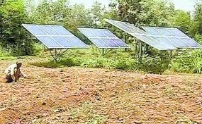 अकोला के पारस थर्मल पावर स्टेशन होगा खास, ऊपर सौर ऊर्जा नीचे सब्जियों का होगा उत्पादन