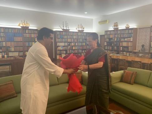 सोनिया-राज ठाकरे मुलाकात में पवार की खास भूमिका !