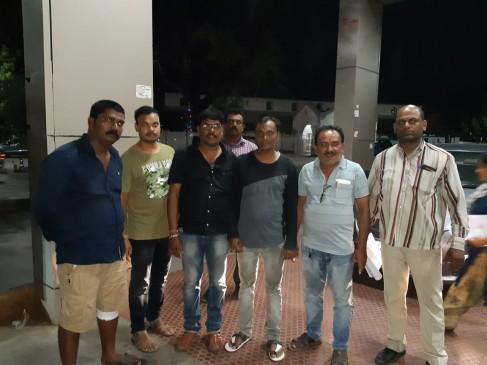 स्टेट एक्साइज औरपुलिस का शराबियों के खिलाफ अभियान, 21 गिरफ्तार
