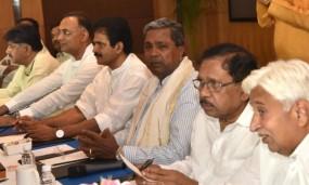 कर्नाटक : कांग्रेस की विधायकों को चेतावनी, बैठक में नहीं पहुंचे तो होगी कड़ी कार्रवाई