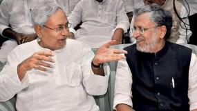 दरार की खबरों को सुशील मोदी ने किया खारिज, कहा- नीतीश के नेतृत्व में लड़ेंगे चुनाव