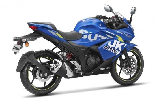 Suzuki Gixxer SF MotoGP Edition भारत में लॉन्च, जानें कीमत