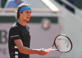 टेनिस : जर्मन ओपन में उलटफेर का शिकार हुए ज्वेरेव
